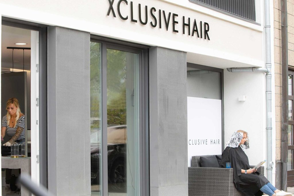 aussenansicht saloon xclusive hair